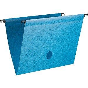 Pasta Suspensa Marmorizada Mamodello Plast Azul 305G Dello