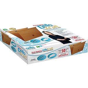 Pasta Suspensa Dellokraft Haste Plastica Dello