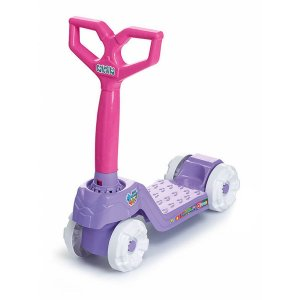 Patinete Mini Scooty Menina Calesita