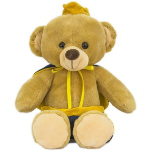 Pelucia Urso Principe 25Cm Unik Toys