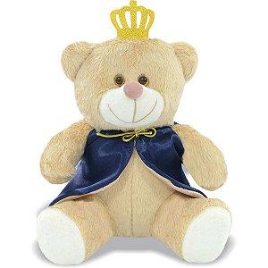 Pelucia Urso Principe Imperial 20Cm. Soft Toys