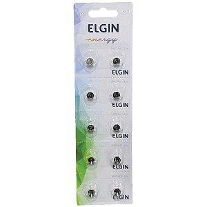 Pilha Bateria Botao Lr621 1,5V. Elgin