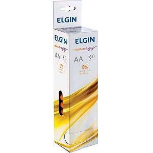 Pilha Zinco Pequena Aa 15Pctsx4Unids. Elgin
