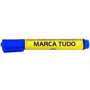 Pincel Marcador Permanente Marca Tudo Azul 5Mm Maripel