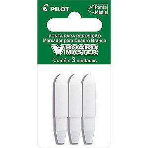 Pincel Quadro Branco Acess. Wbtip-Vbm-M Ponta Pilot