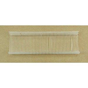 Pino Plastico Pinos Plasticos 25Mm 100 Pinos Kit
