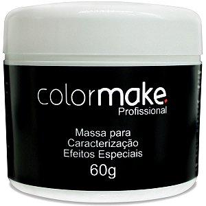 Pintura Facial Massa Para Caracterização 60G. Colormake