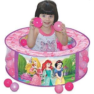Piscina De Bolinhas Princesas 100 Bolinhas Lider