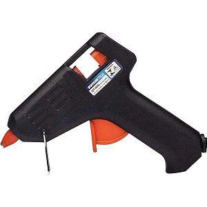 Pistola De Cola Quente 10W Genial Tech Gt005 Bivolt Gramp Line