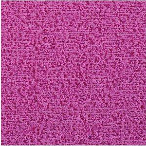 Placa Em Eva Atoalhado 48X40Cm Pink 2Mm Make+