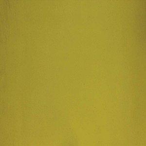Placa Em Eva Com Cetim 48X40Cm Amarelo 2Mm Plastmix