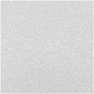Placa Em Eva Com Gliter 48X40Cm. Branco 2Mm. Make+