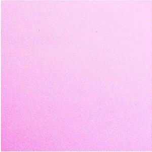 Placa Em Eva 48X40Cm Rosa Bebe 1,6Mm Make+