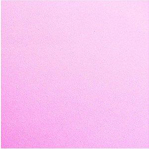 Placa Em Eva 60X40Cm Rosa Bebe 1,6Mm Make+
