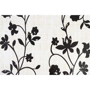 Plastico Adesivo 45Cmx10M Fantasia Floral 06 0,80 Leonora