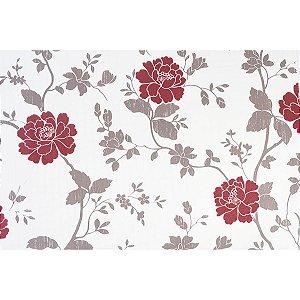 Plastico Adesivo 45Cmx10M Fantasia Floral 10 0,80 Leonora