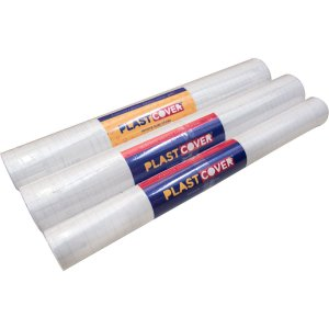 Plastico Adesivo Transparente 45Cm X 2M 0,70 Plastcover