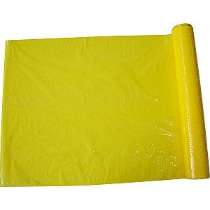 Plastico Para Encapar 25M 38Cm Amarelo Goldplas