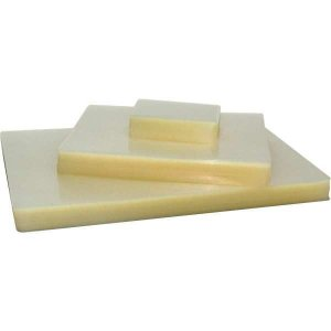 Plastico Para Plastificacao Pouch Film Oficio 226X340 0,07 Mares