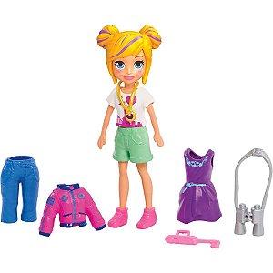 Polly Conj Fashion Pequeno Sort. Mattel