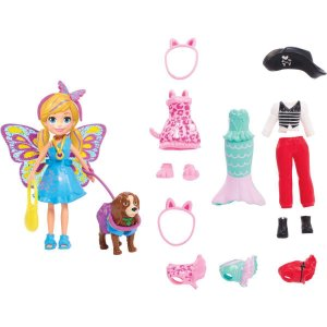 Polly Kit Cachorro Fantasias Mattel