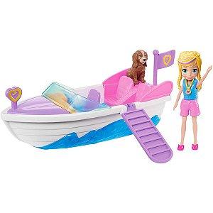 Polly Kit Grande Moda Esportiva Mattel
