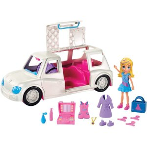 Polly Limousine Fashion Mattel