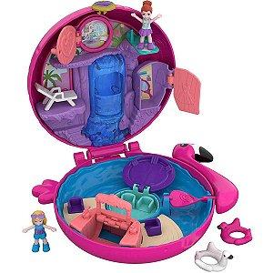 Polly Mini Mundo De Aventura Mattel