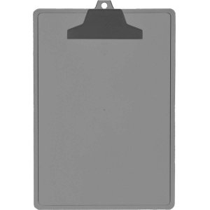 Prancheta Plastica A4 Pop C/prendedor Plast.fume Acrimet