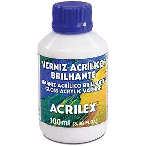 Produto Para Artesanato Verniz Acrilico Brilhante 100M Acrilex