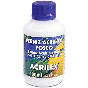 Produto Para Artesanato Verniz Acrilico Fosco 100Ml Acrilex