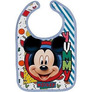 Produto Para Bebe Babador Mickey Yummi Babygo