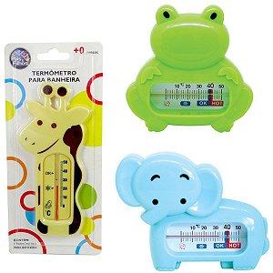 Produto Para Bebe Termometro De Banheira Sortido Pais E Filhos