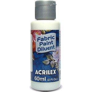 Produto Para Tinta Diluente P/tinta De Tecid 60Ml Acrilex