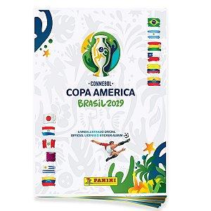 Produtos Panini Copa America Album C/12 Envelo Panini