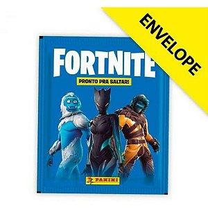 Produtos Panini Fortnite Figurinhas Box C/50En Panini