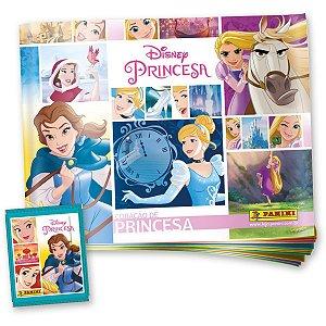Produtos Panini Princesas Album C/12 Envelopes Panini