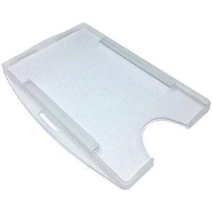 Protetor Para Cracha Rigido Transp. Fosco 54X86Mm Mares