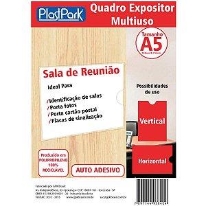 Protetor Para Documentos Quadro Multiuso C/adesivo A5 Romitec