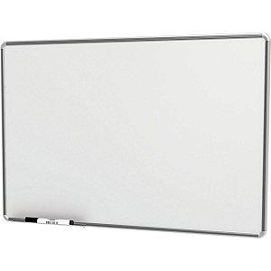 Quadro Branco Moldura Aluminio 70X50Cm. Popular Stalo