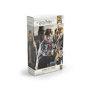 Quebra-Cabeca Cartonado Harry Potter 150 Pcs Grow