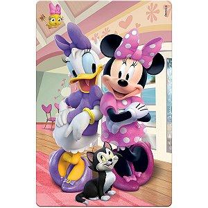 Quebra-Cabeca Cartonado Minnie Mouse 100 Pecas Toyster
