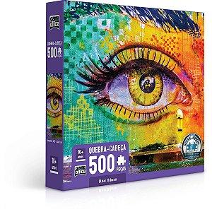 Quebra-Cabeca Cartonado Olhar Urbano 500 Pecas Toyster