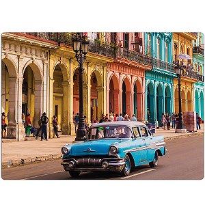 Quebra-Cabeca Cartonado Ruas De Cuba 500 Pecas Toyster