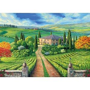 Quebra-Cabeca Cartonado Toscana 1000 Pecas Grow