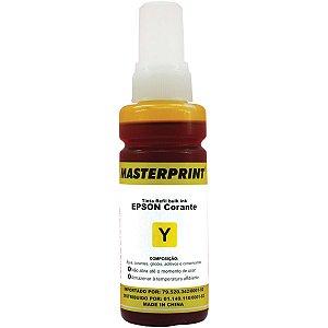 Refil De Tinta Epson Comp. 664 Amarelo 100Ml Masterprint