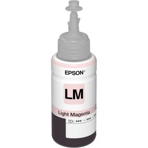 Refil De Tinta Epson 673 Light Magenta 70 Ml. Epson