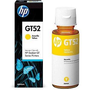 Refil De Tinta Hp Gt52 Amarelo 70Ml Hp