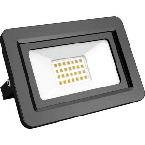 Refletor De Led Power Ip65 30W Bivolt 6500K Pt Elgin