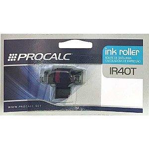 Rolete Entintador Bicolor P/pr220/lp25T/lp45 Procalc